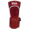 Utes Athletic Logo Golf Driver Cover thumbnail