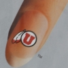 Athletic Logo Nail Accents thumbnail