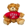 Image for Athletic Logo Sweatshirt 8 Inch Teddy Bear