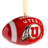 Image for Hand Painted Football Ornament