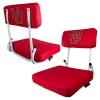 Image for University of Utah Utes Hardback Folding Stadium Chair