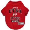 Image for Utah Utes Pet T-Shirt