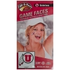 Image for Utah Utes Athletic Logo Waterless Temporary Face Tattoos