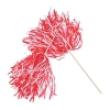Image for Red and White Pom Pom