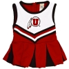 Image for Athletic Logo Little King Utes Infant Cheerleader Outfit