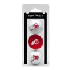Image for Utah Utes Athletic Logo Golf Ball 3 Pack
