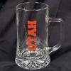 Image for Utah 17oz Clear Glass Mug