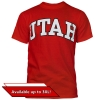 Image for Utah Utes Arched T-Shirt