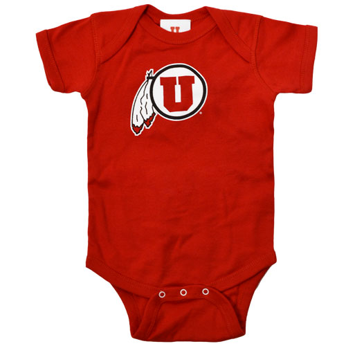 Image For U Athletics Infant Athletic Logo Onesie