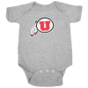 Cover Image for Utah Utes Athletic Logo Infant Socks 3-Pack