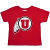 Image for Utah Utes Athletic Logo Toddler Tee