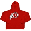 Image for Utah Utes Athletic Logo Youth Hoodie