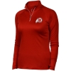 Image for Junior Cut Athletic Logo Quarter Zip Warm Up