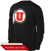 Image for Utah Utes Athletic Logo Crew Neck Champion Sweatshirt