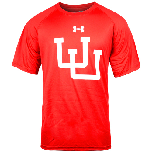 Image For Under Armour Interlocking U T-Shirt