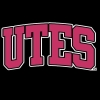 Image for Pink UTES Block Letter Decal