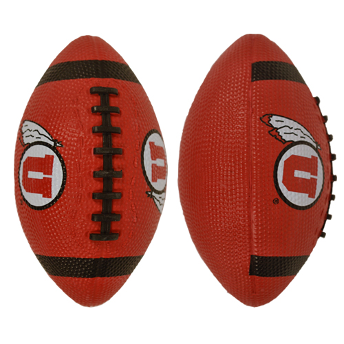 Image For Utah Utes Athletic Logo Micro Mini Football