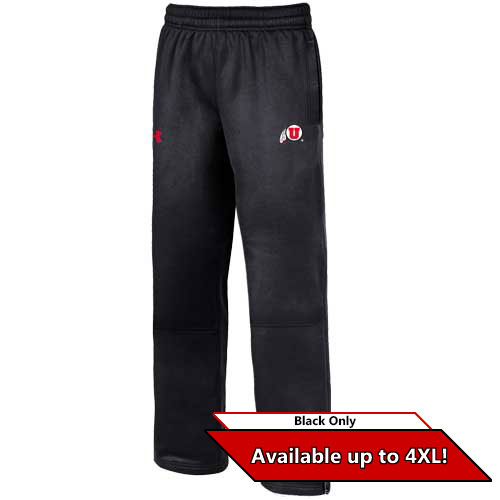 Image For Under Armour Utah Athletic Logo Sweatpants