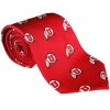 Image for Utah Utes Repeating Athletic Logo Pattern Tie
