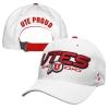 Cover Image for Utah Utes Athletic Logo Juniors Ute Proud Tribal T-Shirt