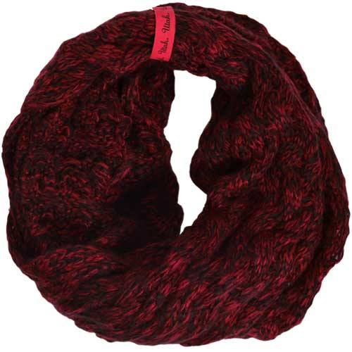 Image For ZooZatz Knitted Womens Infinity Scarf