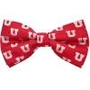 Cover Image for University of Utah Athletic Logo Striped Tie