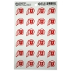 Cover Image for Utah Utes Assorted Sticker Sheet