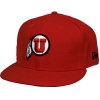 Cover Image for Utah Utes New Era Athletic Logo Red Hat