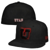 Cover Image for New Era Utah Applique Patch Flat Brim Hat