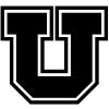 Image for University of Utah Black Block U Decal