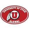Cover Image for University of Utah Mom Decal