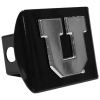 Image for Block U Emblem Hitch Receiver Cover