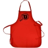 Image for University of Utah Athletic Logo Apron