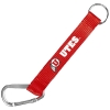 Image for Utah Utes Athletic Logo Carabiner Lanyard
