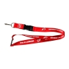 Image for University of Utah Utes Red Lanyard