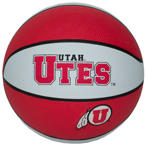 Image For Utah Utes Athletic Logo Basketball