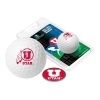 Image for University of Utah Golf Ball and Marker