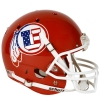 Image for University of Utah Salute to America Replica Helmet