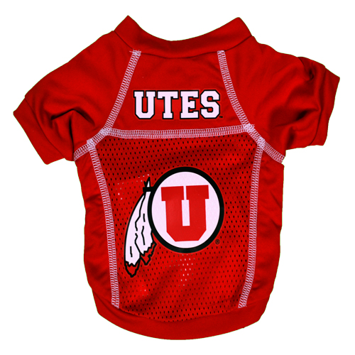 Image For University of Utah Dog Jersey