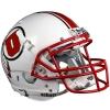 Cover Image for Utah Utes White Interlocking U Flag