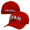 Image for Utah Utes I Will Under Armour Hat