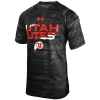 Image for Under Armour Utah Utes Launch Pattern T-Shirt