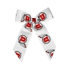 Image for Utah Utes Athletic Logo Bow Hair Tie