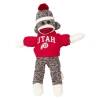 Image for Utah Utes 8 Inch Sock Monkey