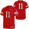 Image for Under Armour Number 11 Mens Throwback Jersey