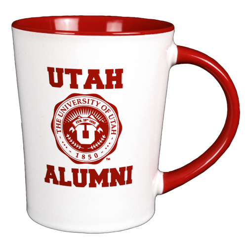 Image For Utah Medallion Alumni Mug