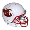 Image for Utah Utes Schutt Replica Interlocking U With Black Outline