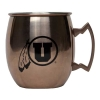 Image for Utah Athletic Logo Moscow Mule Mug