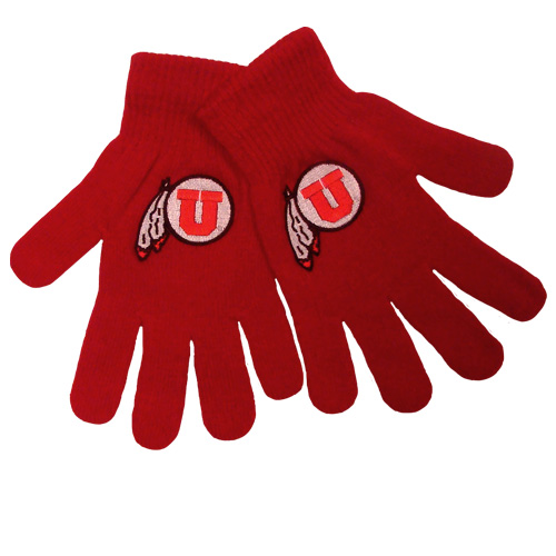 Image For Jr Athletic Logo Gloves