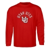 Image for Utah Utes Interlocking U Long Sleeved Tee